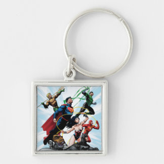 Justice League - Group 1 Keychain