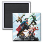 Justice League - Group 1 Magnet