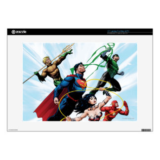Justice League - Group 1 Skin For Laptop