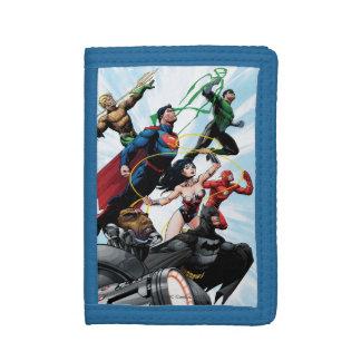 Justice League - Group 1 Tri-fold Wallet
