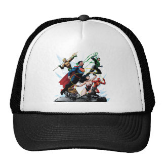 Justice League - Group 1 Trucker Hat