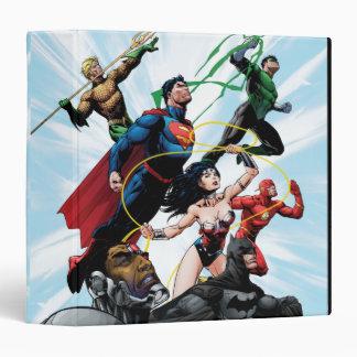 Justice League - Group 1 Vinyl Binder