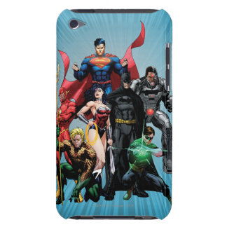 Justice League - Group 2 Barely There iPod Covers