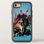 Justice League - Group 2 OtterBox Symmetry iPhone 7 Case