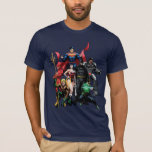 Justice League - Group 2 T-shirt at Zazzle