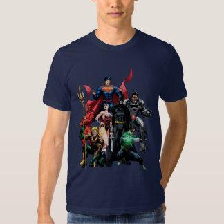 Justice League - Group 2 Tee Shirt
