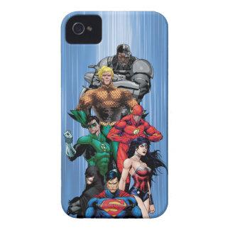 Justice League - Group 3 Case-Mate iPhone 4 Case