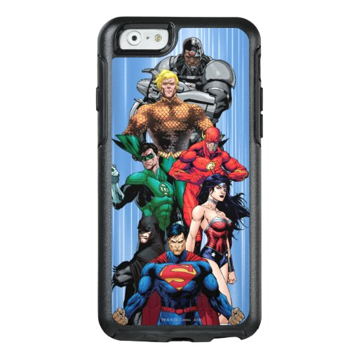 Justice League - Group 3 OtterBox iPhone 6/6s Case