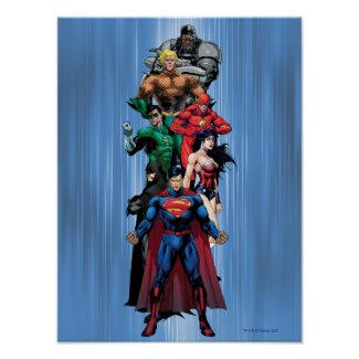 Justice League - Group 3