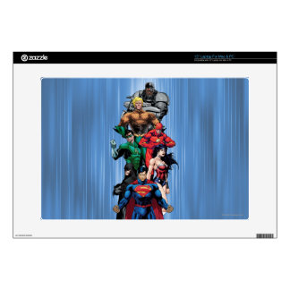 """Justice League - Group 3 Skins For 15"""" Laptops"""