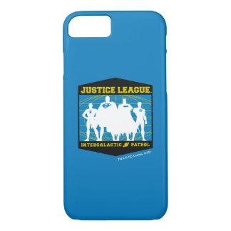 Justice League Intergalactic Patrol iPhone 7 Case
