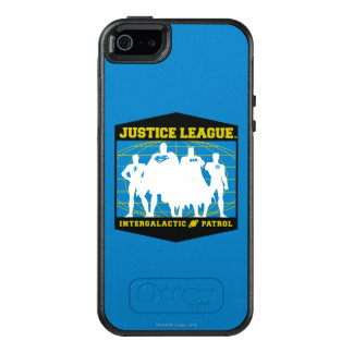 Justice League Intergalactic Patrol OtterBox iPhone 5/5s/SE Case