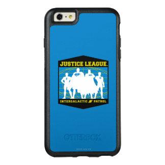 Justice League Intergalactic Patrol OtterBox iPhone 6/6s Plus Case