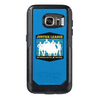 Justice League Intergalactic Patrol OtterBox Samsung Galaxy S7 Case