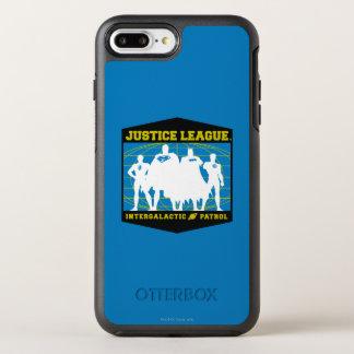 Justice League Intergalactic Patrol OtterBox Symmetry iPhone 8 Plus/7 Plus Case