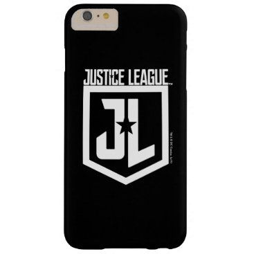Justice League   JL Shield Barely There iPhone 6 Plus Case