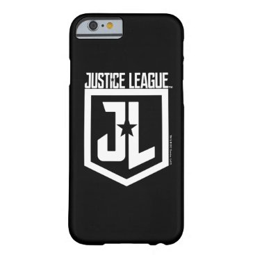 Justice League   JL Shield Barely There iPhone 6 Case