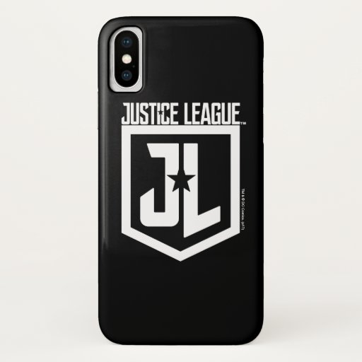 Justice League | JL Shield iPhone X Case