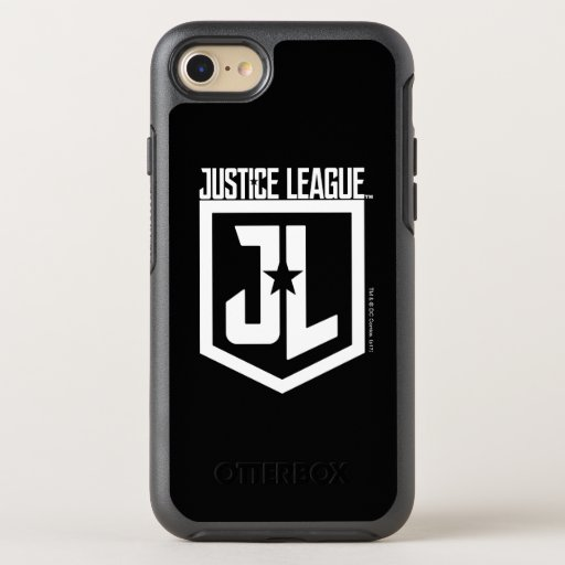 Justice League | JL Shield OtterBox Symmetry iPhone SE/8/7 Case