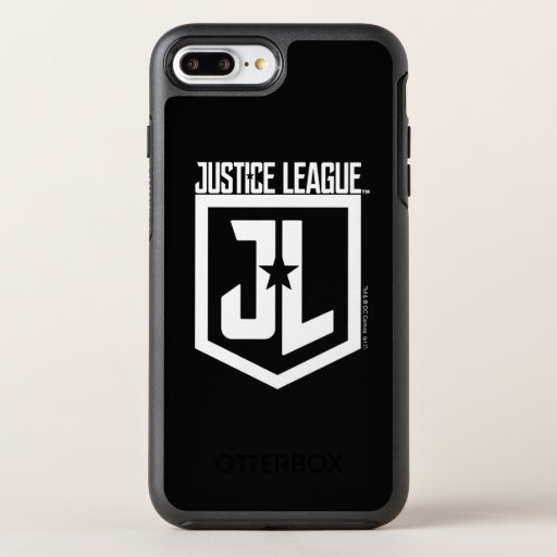 Justice League | JL Shield OtterBox Symmetry iPhone 8 Plus/7 Plus Case