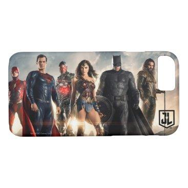 Justice League | Justice League On Battlefield iPhone 8/7 Case