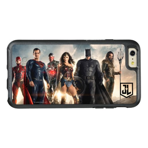 Justice League | Justice League On Battlefield OtterBox iPhone 6/6s Plus Case