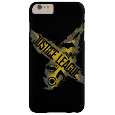 Justice League | Justice League & Team Symbols Barely There iPhone 6 Plus Case