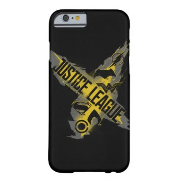 Justice League | Justice League & Team Symbols Barely There iPhone 6 Case