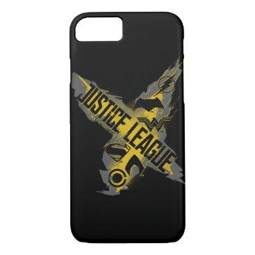 Justice League | Justice League & Team Symbols iPhone 8/7 Case