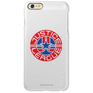 Justice League Logo Incipio Feather® Shine iPhone 6 Plus Case