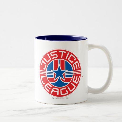 Justice League Logo Mug