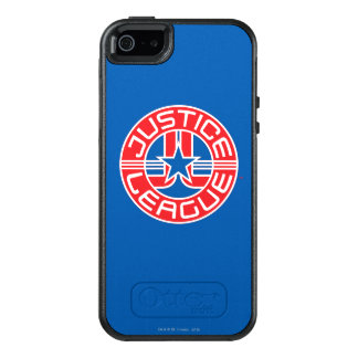Justice League Logo OtterBox iPhone 5/5s/SE Case