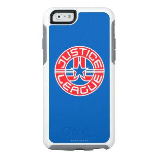 Justice League Logo OtterBox iPhone 6/6s Case
