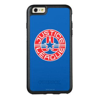 Justice League Logo OtterBox iPhone 6/6s Plus Case