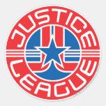 Justice League Logo Sticker