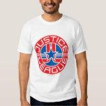 Justice League Logo Tee Shirt