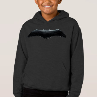 Justice League | Metallic Batman Symbol Hoodie