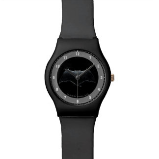 Justice League | Metallic Batman Symbol Wrist Watch