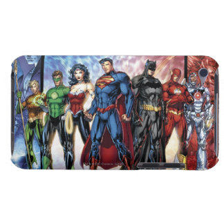 Justice League | New 52 Justice League Line Up iPod Touch Case