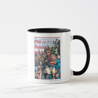 Justice League of America First Issue Mug