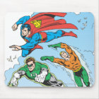 Justice League of America Group 3 Mouse Pad