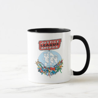 Justice League of America Group Mug