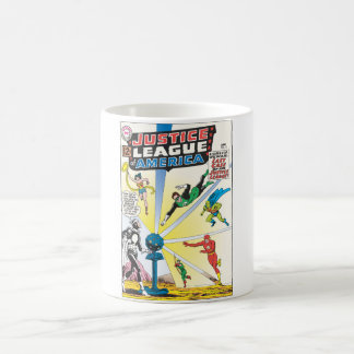 Justice League of America Issue #12 - June Coffee Mug