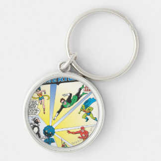 Justice League of America Issue #12 - June Keychain