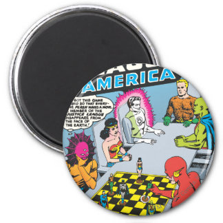 Justice League of America Issue #1 - Nov Magnet