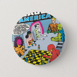 Justice League of America Issue #1 - Nov Pinback Button