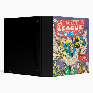 Justice League of America Issue #21 - Aug Binder