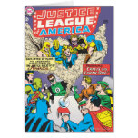 Justice League of America Issue #21 - Aug Greeting Card