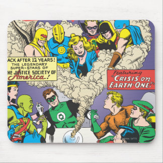 Justice League of America Issue #21 - Aug Mouse Pad
