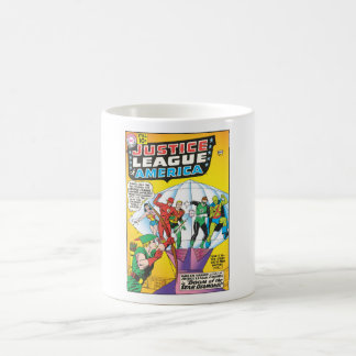 Justice League of America Issue #4 - May Coffee Mug